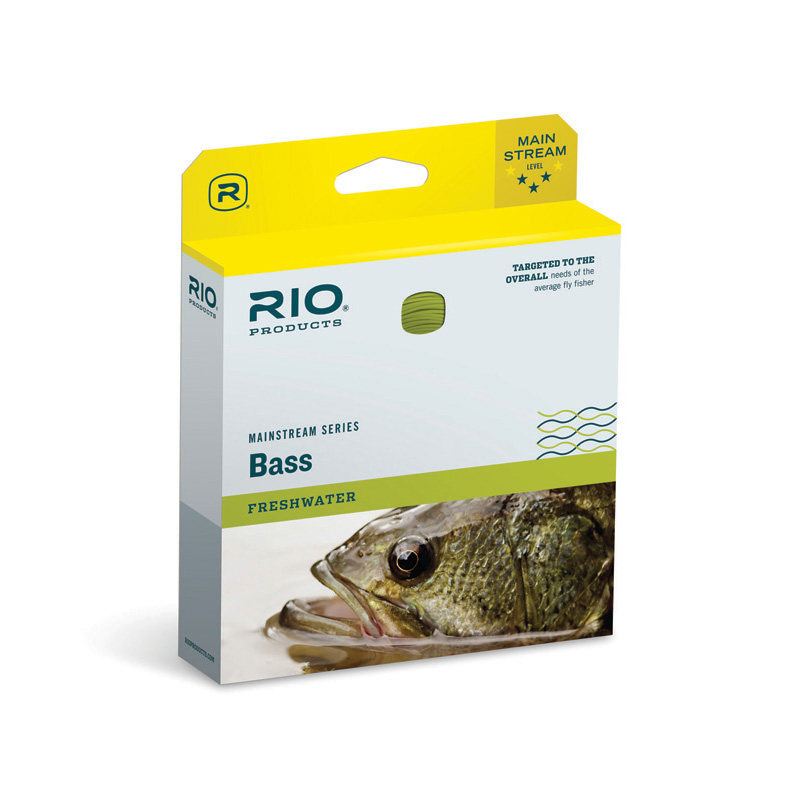 RIO MAINSTREAM BASS FRESHWATER FLY LINE