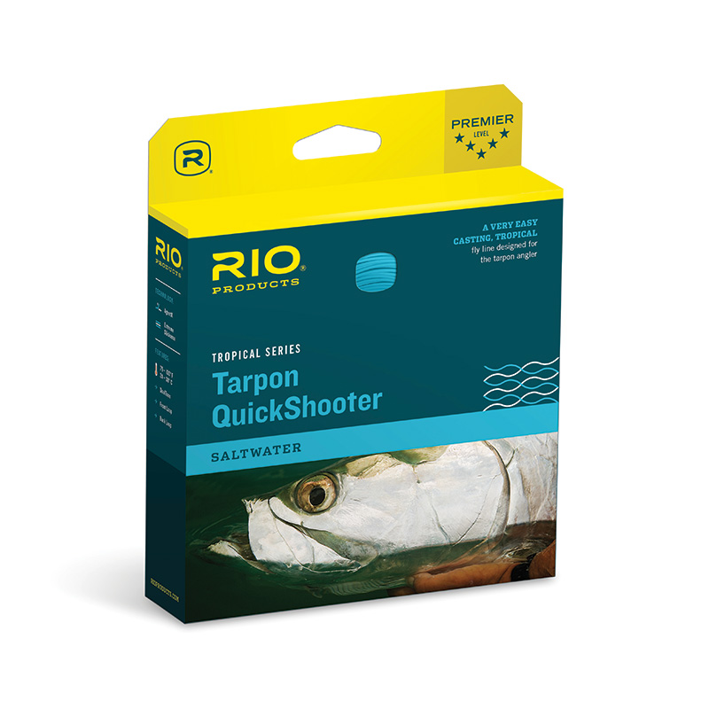 RIO TARPON QUICKSHOOTER FLOATING FLY LINE