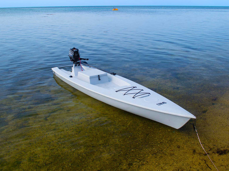 Solo Skiff - Roy's Bait and Tackle Outfitters