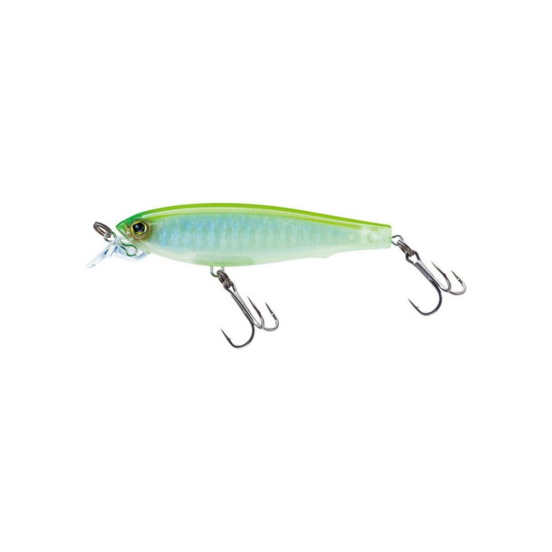 Yo-Zuri 3D Minnow 100 100mm Suspending Saltwater Bass Lure F1157-LSAC Green 3DS