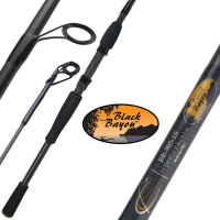 CAJUN CUSTOM RODS BLACK BAYOU SPINNING RODS