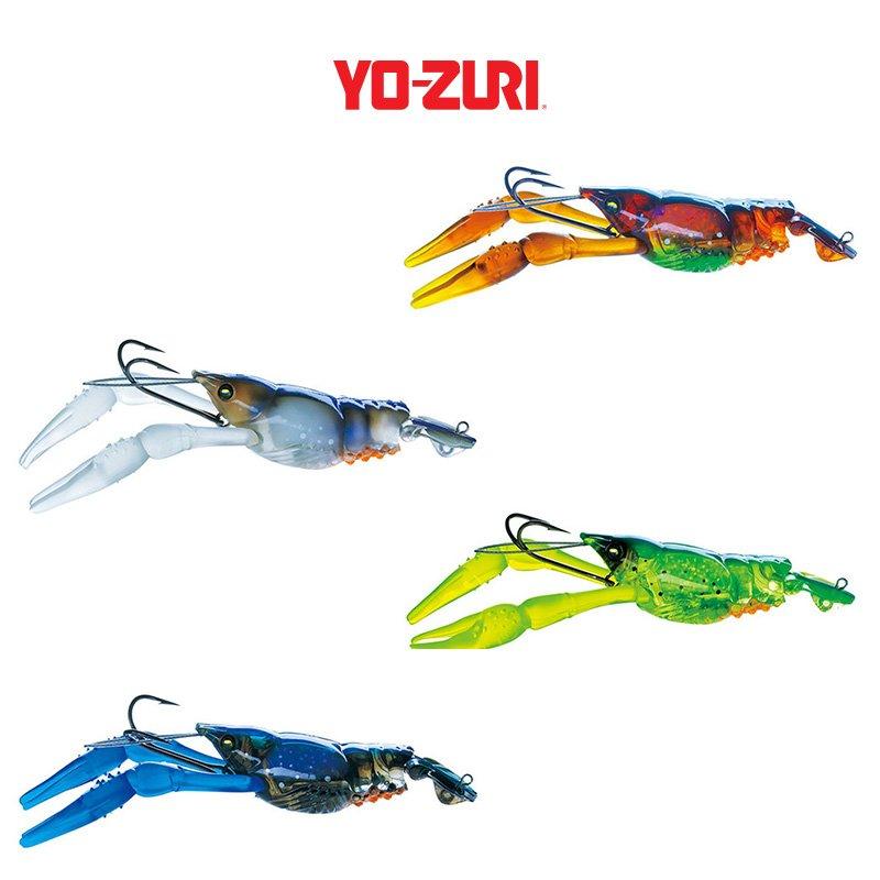 YO-ZURI 3DB CRAYFISH