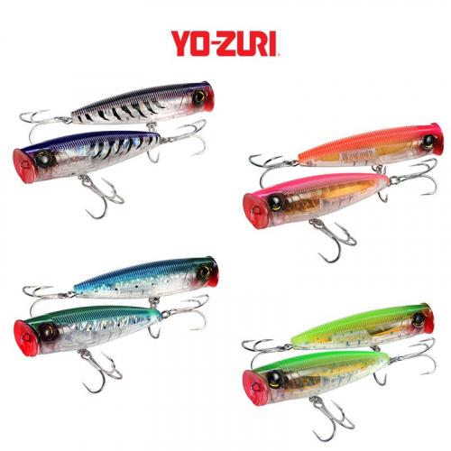 YO-ZURI 3D FLOATING POPPER