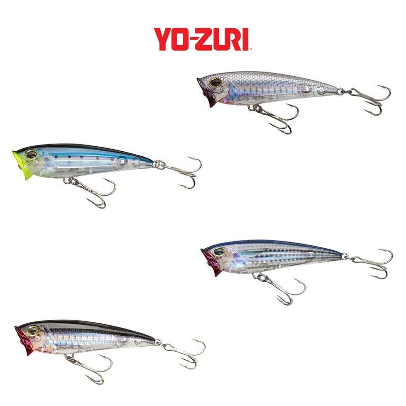 YO-ZURI 3D INSHORE POPPER