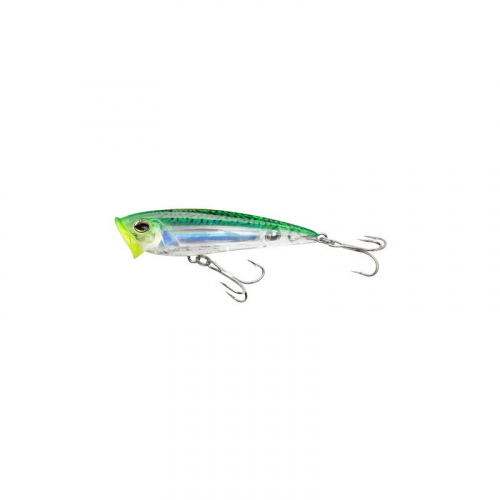YO-ZURI 3D INSHORE POPPER GREEN MACKEREL