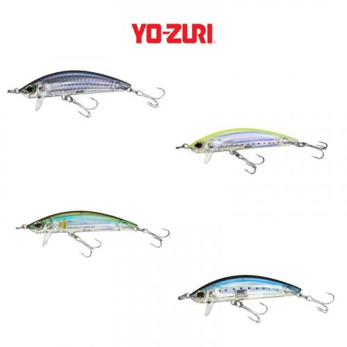 YO-ZURI 3D INSHORE SURFACE MINNOW