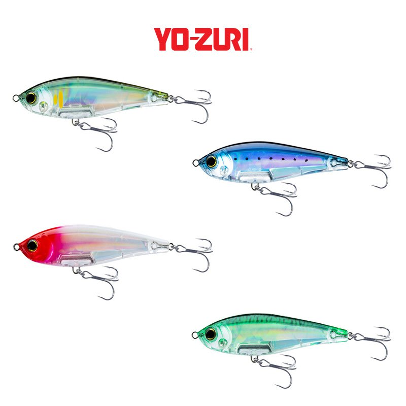 YO-ZURI 3D INSHORE TWITCH BAIT
