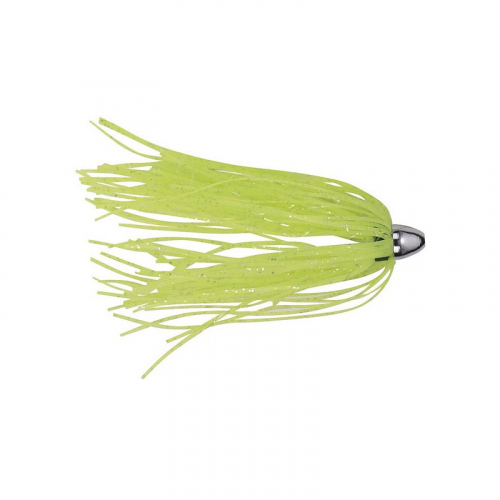 BOONE DUSTER 00187 CHARTREUSE SILVER FLAKE MYLAR