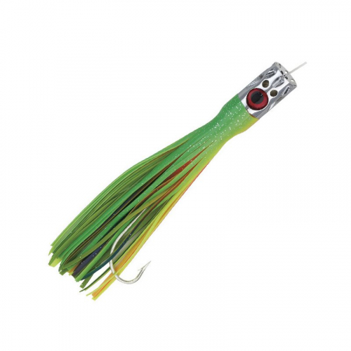 BOONE GATLIN JETS TROLLING LURES 63121 CHARTREUSE MULTI