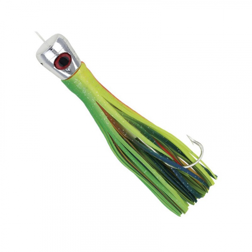 BOONE HOOLILI TROLLING LURES 61121 CHARTREUSE MULTI
