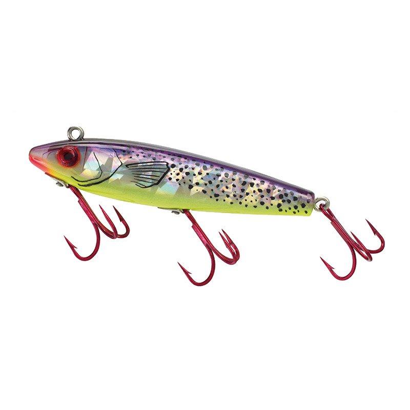 "2 MirrOlure Sinking Twitchbait 3-5//8/"" Long 1//2oz Trout Redfish Tarpon Striper!!"