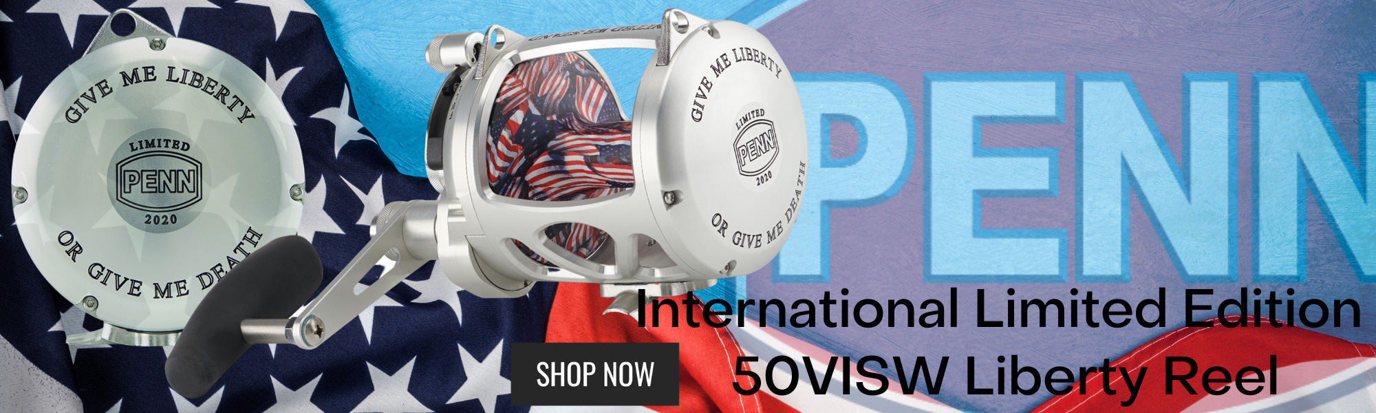 penn international 50 visw limited edition reel